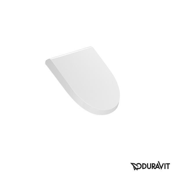 Duravit ME by Starck urinal lid white