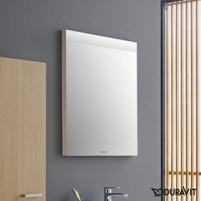 Duravit mirror with LED lighting Good-Version