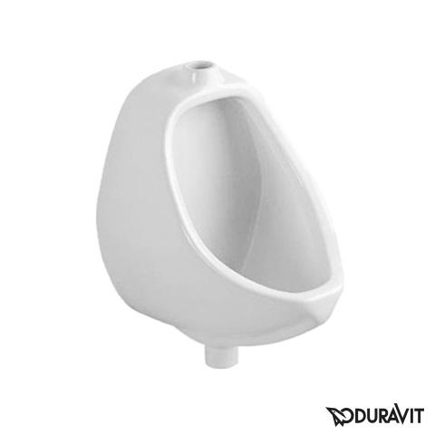 Duravit Neiße urinal for clamp fixture, top supply