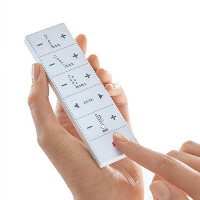 Duravit Vero Air wall-mounted washdown toilet for SensoWash®, rimless white