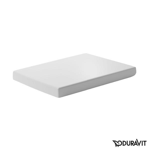 Duravit Vero toilet seat white, with soft-close