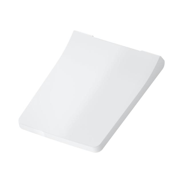 Duravit Viu urinal lid with automatic closing