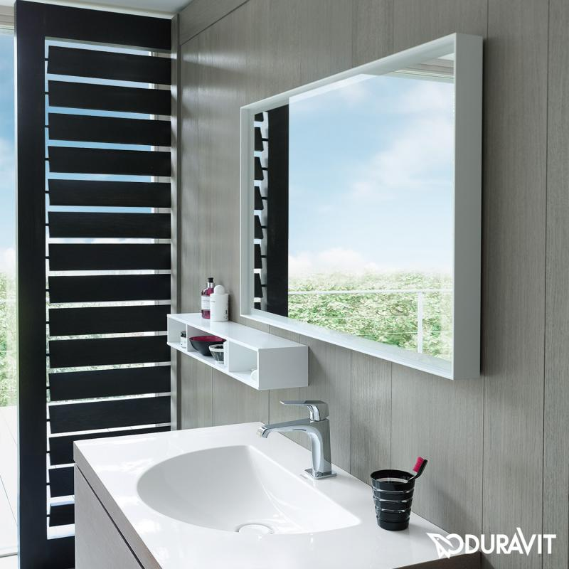 Duravit L Cube Mirror With Led Lighting Lc738200000