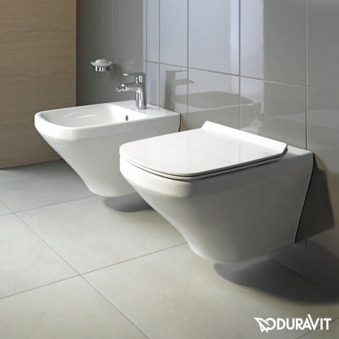 Duravit DuraStyle Toilet and Bidet