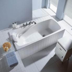 Duscholux Ancona Free-Line rectangular bath white