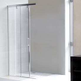 Duscholux Bella Vita 3 sliding door, 2 piece TSG clear/silver matt