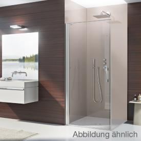 Duscholux Bella Vita 3 swing door for side panel TSG clear/platinum silver