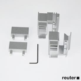 Duscholux Carat BRL-bracket to connect door with side panel