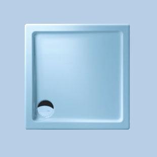 Duscholux Ancona rectangular bath Trend white