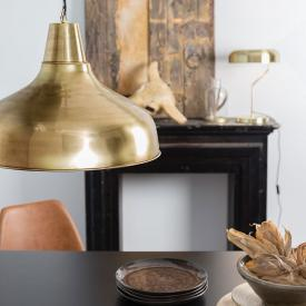 Dutchbone Brass Mania pendant light