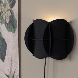 Dutchbone Corridor wall light with power cord
