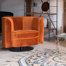 Dutchbone Flower armchair