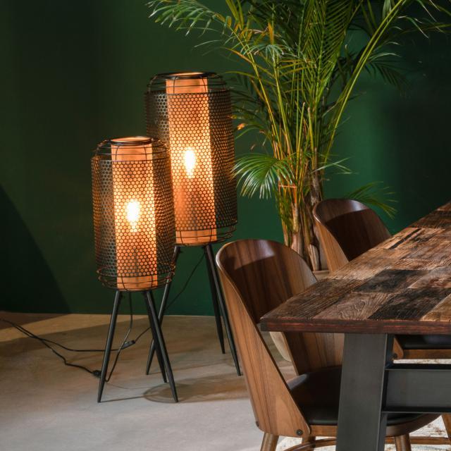Dutchbone Archer floor lamp