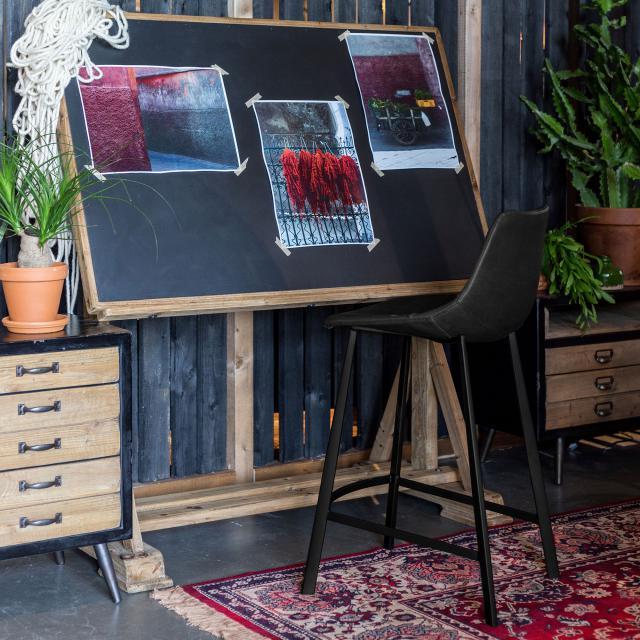 Dutchbone Franky counter stool
