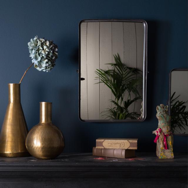 Dutchbone Poke wall-mounted mirror