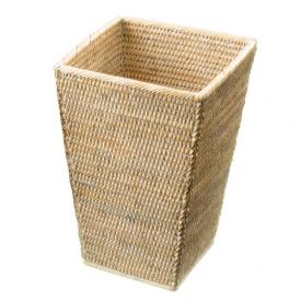 Decor Walther BASKET KK waste paper basket light rattan