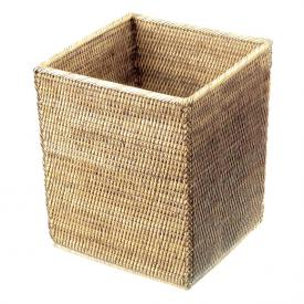 Decor Walther BASKET QK waste paper basket rattan light