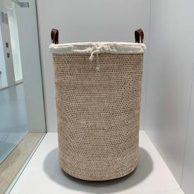 Decor Walther BASKET SPA laundry basket rattan light