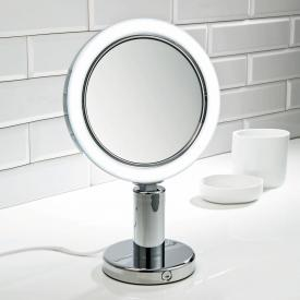 Decor Walther BS 12/V free-standing beauty mirror, illuminated