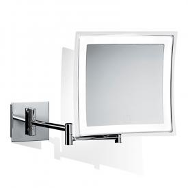 Decor Walther BS 84 TOUCH LED wall-mounted beauty mirror with dimmer, 5x magnification, battery