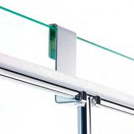 Decor Walther DH2 hook for glass shower partition