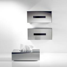 Decor Walther KB 95 tissue box polished stainless steel