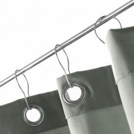 Decor Walther LOFT DR rings for shower curtain, set of 12
