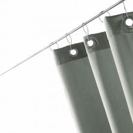 Decor Walther LOFT DV shower curtain reed grey