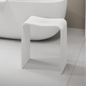 Decor Walther STONE STOOL shower stool white