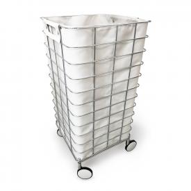 Decor Walther WR 1 laundry trolley white