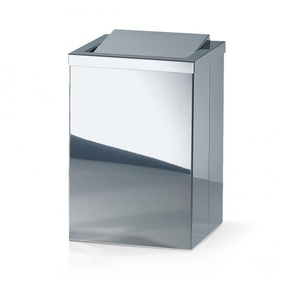 Decor Walther Dw 113 Waste Bin With, Bathroom Trash Can With Swing Lid
