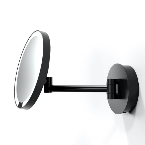 Decor Walther JUST LOOK WD LED wall-mounted beauty mirror matt black