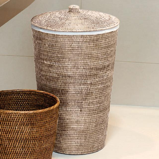 Decor Walther BASKET WB laundry basket rattan light