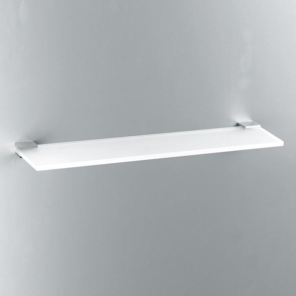 Decor Walther CO GLA glass shelf chrome