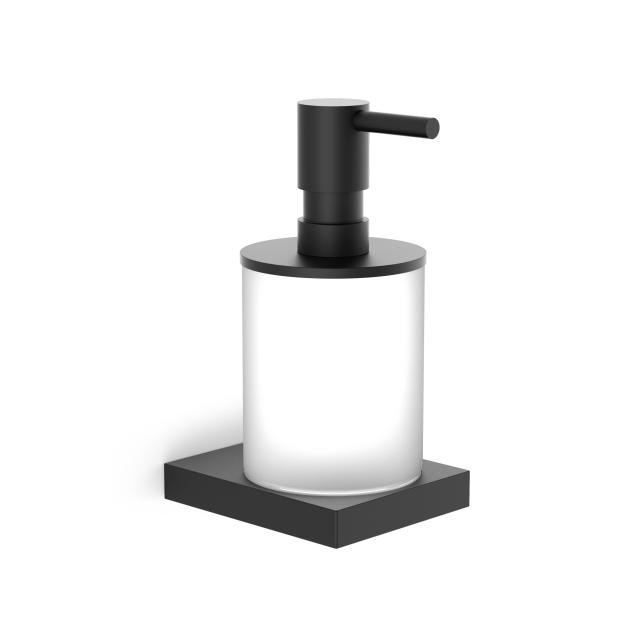 Decor Walther CONTRACT soap and disinfectant dispenser matt black