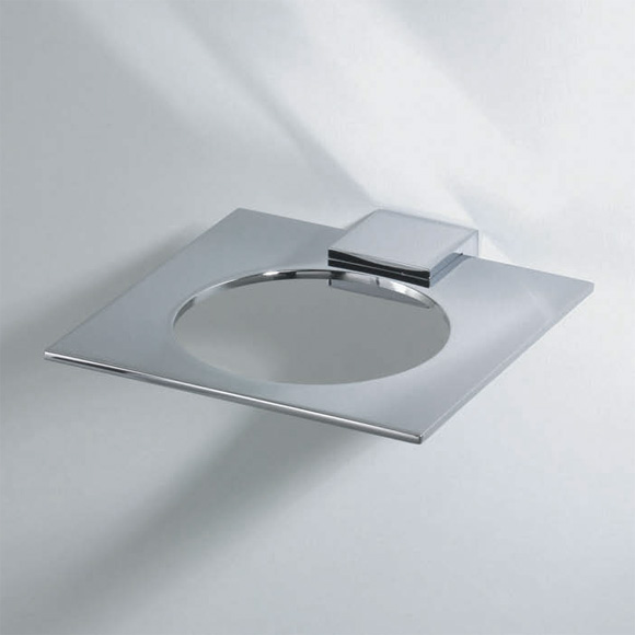 Decor Walther DW 335 wall-mounted bracket for hairdryer chrome