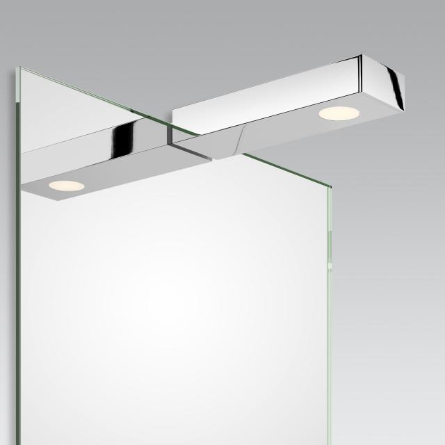 Decor Walther Flat LED clip-on mirror light
