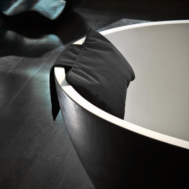 Decor Walther LOFT NK H bath pillow W: 320 H: 210 D: ca. 70 mm black