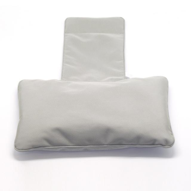 Decor Walther LOFT NK H bath pillow W: 320 H: 210 D: ca. 70 mm reed grey