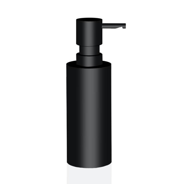 Decor Walther MK SSP soap and disinfectant dispenser matt black