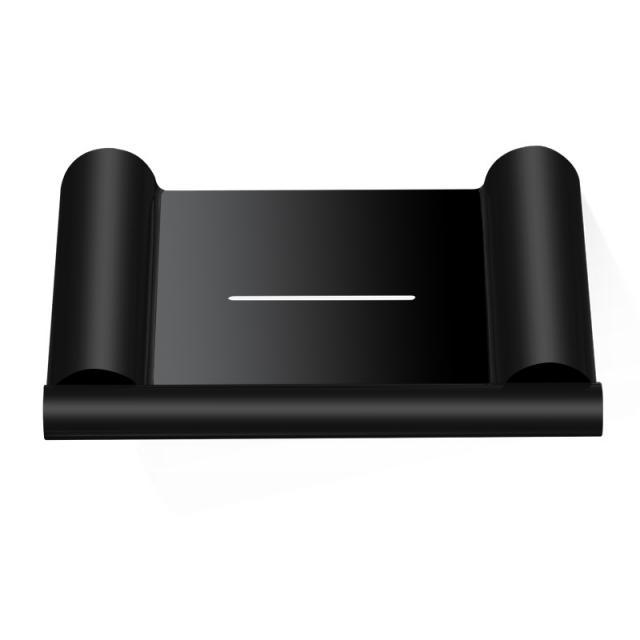 Decor Walther MK WSS wall-mounted soap dish matt black