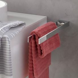 Emco Art double towel arm, fixed