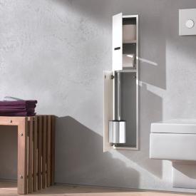Emco Asis 2.0 concealed toilet module optiwhite