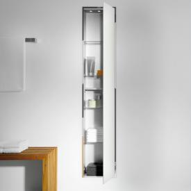 Emco Asis concealed cabinet module optiwhite/chrome