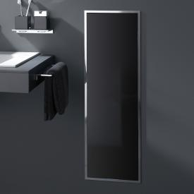 Emco Asis concealed cabinet module black/chrome