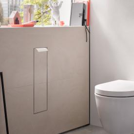 Emco Asis Plus recessed toilet module