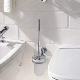 Emco Eposa toilet brush set with cover