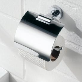 Emco Eposa toilet roll holder with cover