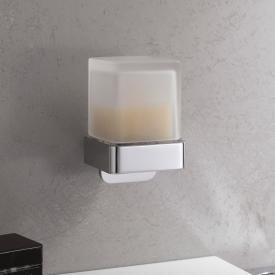 Emco Loft liquid soap dispenser chrome