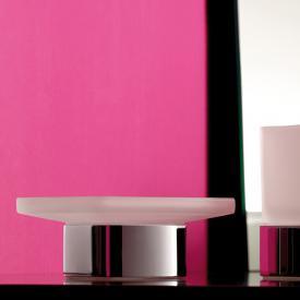 Emco Loft soap dish, freestanding chrome